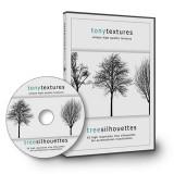Tree Silhouettes - Freigestellte Baumsilhouetten