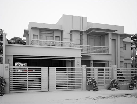 03_Modell-Clay render-sketchup_580