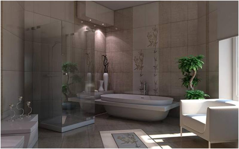 Architektur innenraum rendering volumen licht in for Lighting for interior design malcolm innes