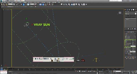 vray sun tutorial