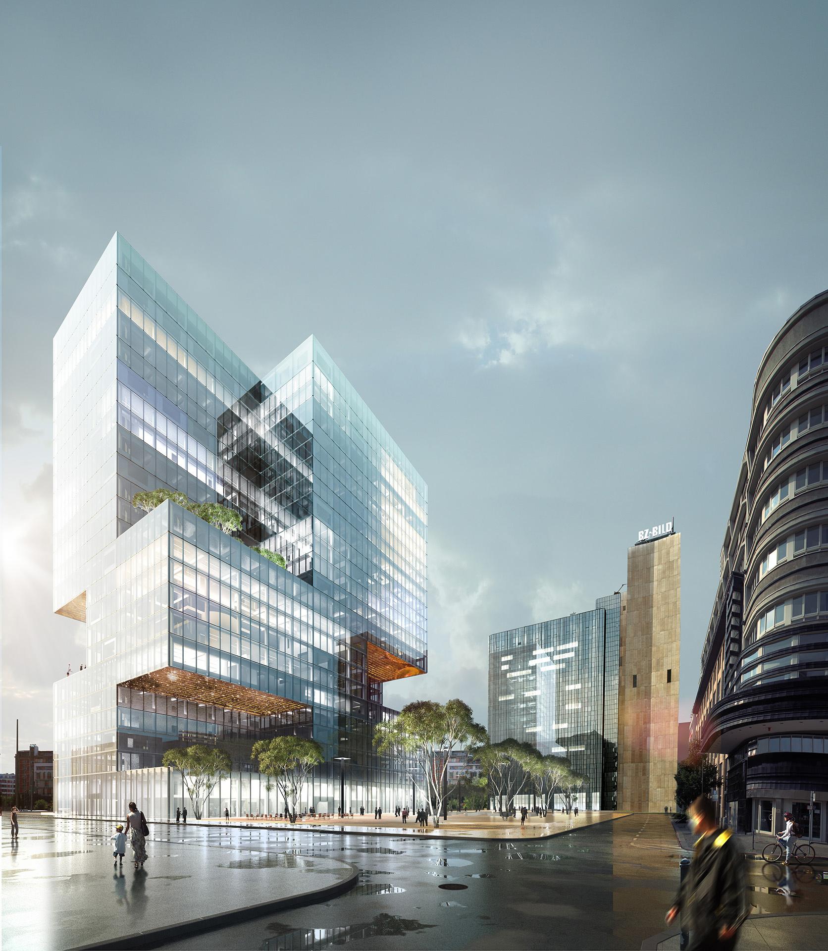 Interview mit peter stulz gr nder von xoio b ro f r 3d - Renderings architektur ...