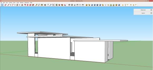 04. Das fertige 3D Gebaeude Modell_580