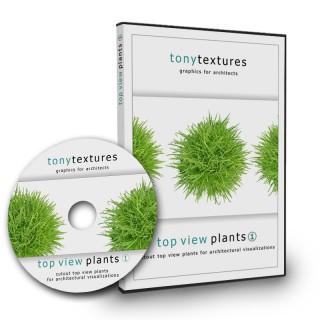 CD Freigestellte Architektur Pflanzen kaufen Download