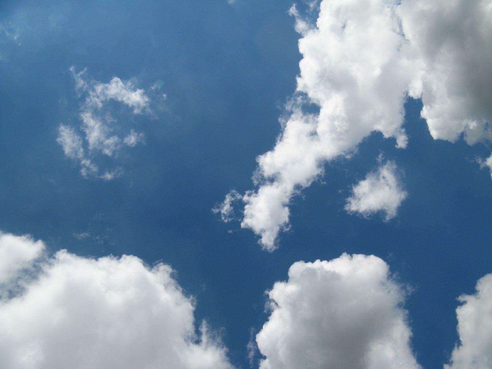 Himmel-Wolken-Foto_Textur_B_01000