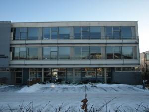 Basisfoto der gewünschten Fassadenstruktur