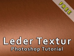 Leder Textur Free Download Photoshop Tutorial