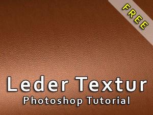 Leder Textur Free Download Photoshop Tutorial