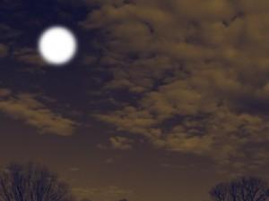 Mond in Photoshop erstellen