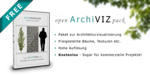 Open-ArchiVIZ-free-graphics-to-architecture visualization