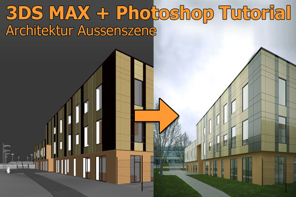 00_Tutorial-Staffage-Architektur-Aussenszene-Rendering-in-Photoshop-hinzufügen-580