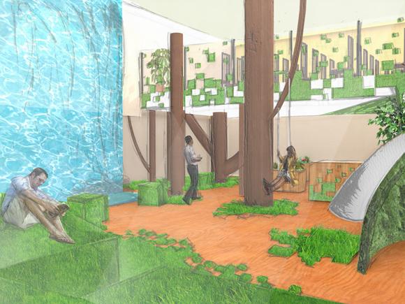 Architektur-Illustration-Rendering-Mit-Handskizze