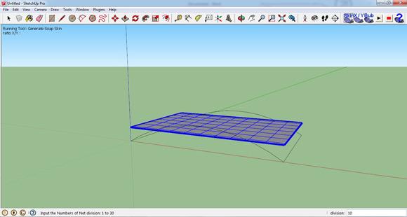 Sketchup Pro Plugin für Architekten