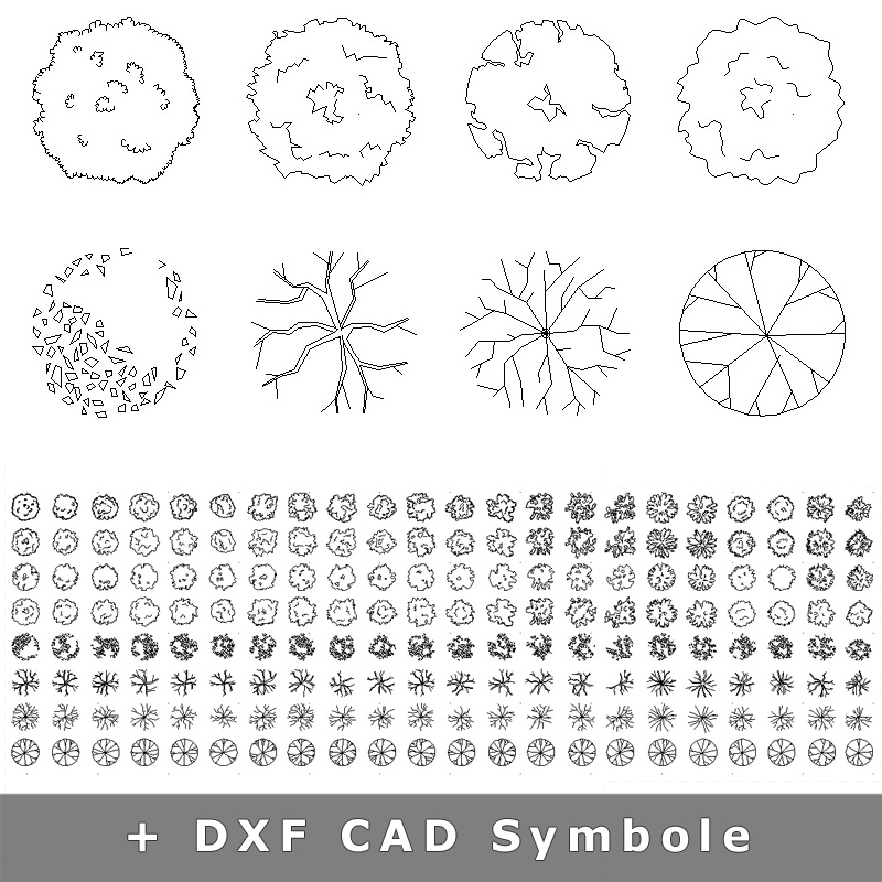 9-cad-dxf-dwg-symbole-baeume-draufsicht-grundriss-download