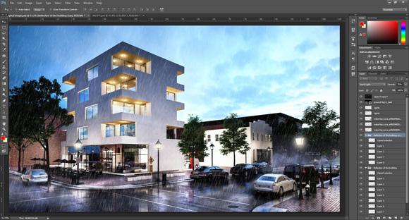 18_photoshop-regen-effekt-spiegelung-anleitung_580