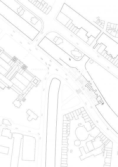 Städtebau CAD Plan Import