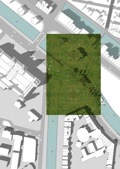 Grass Textur mit Lageplan mischen in Photoshop