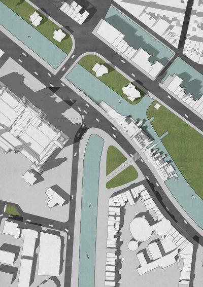 Strassen im Städtebau Plan anlegen